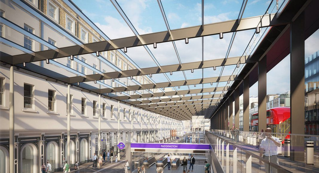 Paddington Crossrail Station by Weston Williamson + Partners : Photo credit © Weston Williamson + Partners
