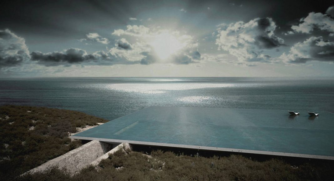 Mirage Residence View 03 in Tinos, Greece by Kois Associated Architects : Photo credit © Kois Associated Architects
