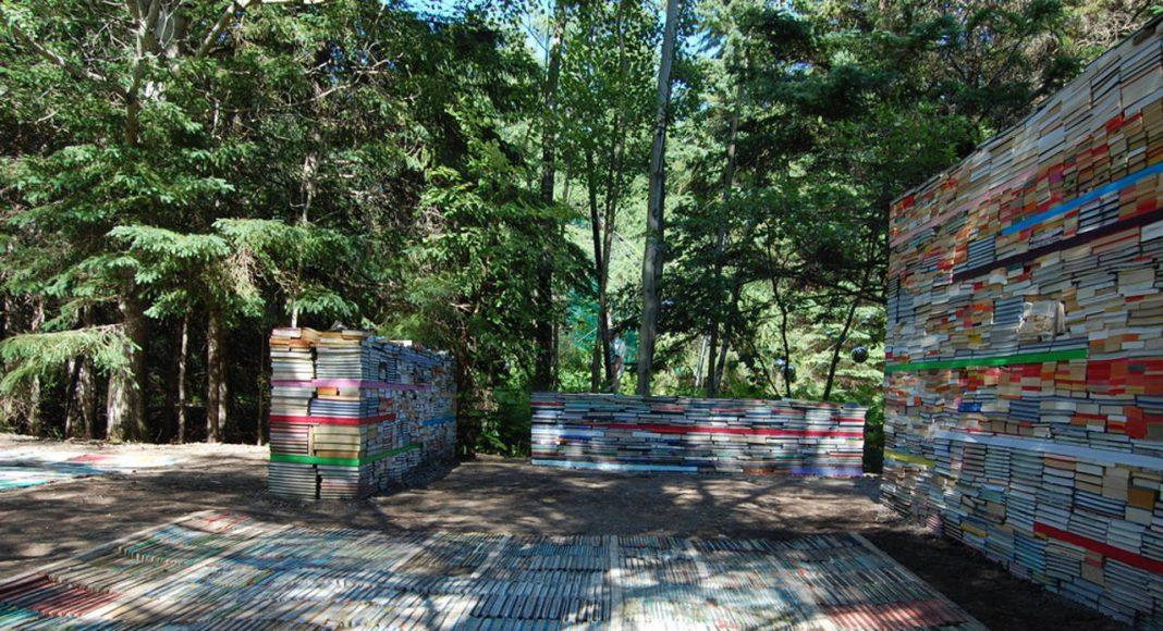 Le jardin de la connaissance by 100Landschaftsarchitektur and Rodney LaTourelle, 2010 : Photo credit © Rodney LaTourelle