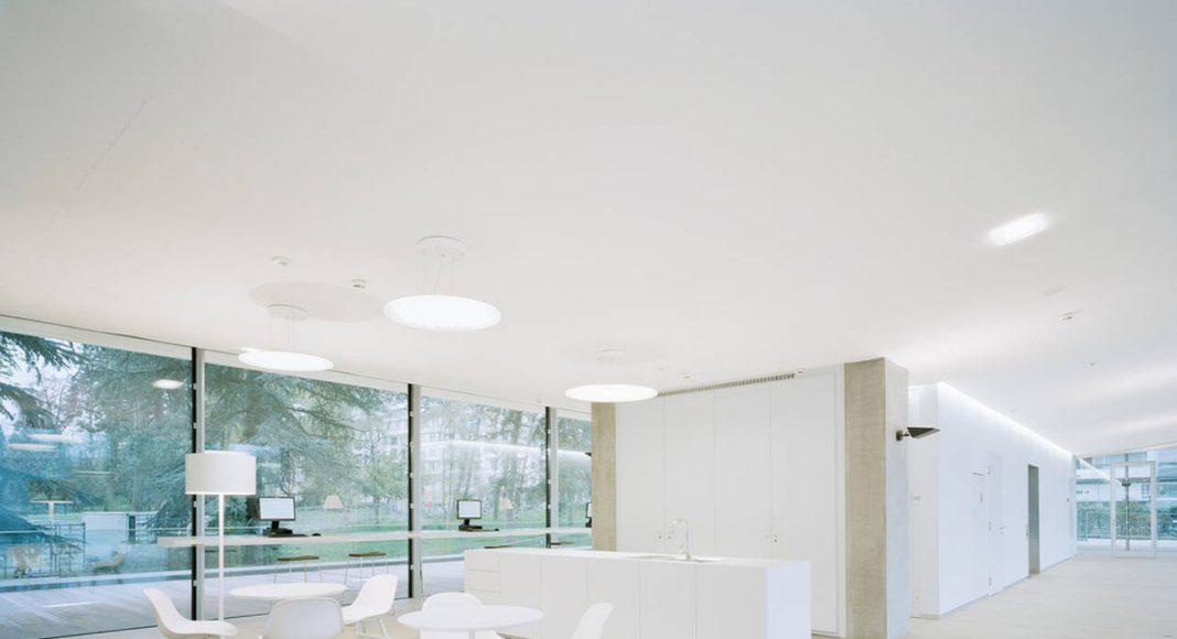 Space for informal Meetings World Trade Organization in Genève, Switzerland by Wittfoht Architekten : Photo credit © Brigida González
