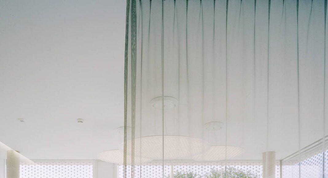 Conference Room World Trade Organization in Genève, Switzerland by Wittfoht Architekten : Photo credit © Brigida González