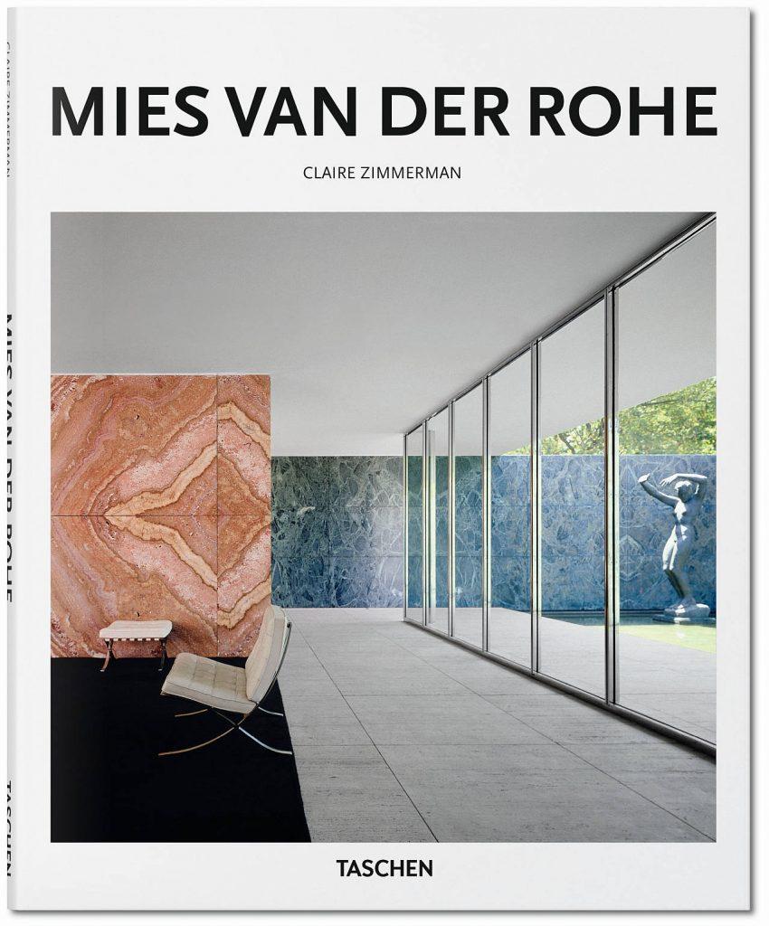 Mies van der Rohe, Claire Zimmerman, Peter Gössel - Tapa dura, 21 x 26 cm, 96 páginas : Photo TASCHEN GmbH