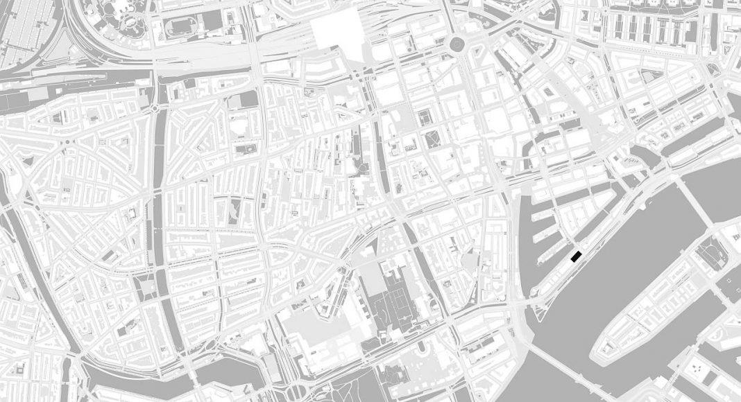 De Bank by KAAN Architecten City Site Plan : Drawing © KAAN Architecten