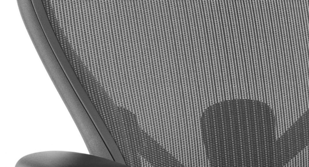Silla Aeron Renovada Detalle del Brazo by Herman Miller : Fotografía © Herman Miller México