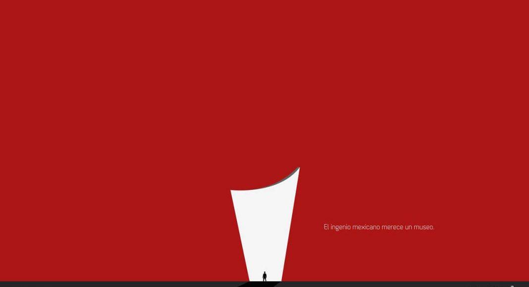 Sin Manual Filme Documental sobre la Construcción del Museo Internacional del Barroco : Cartel © Danstek y © Lumática Films