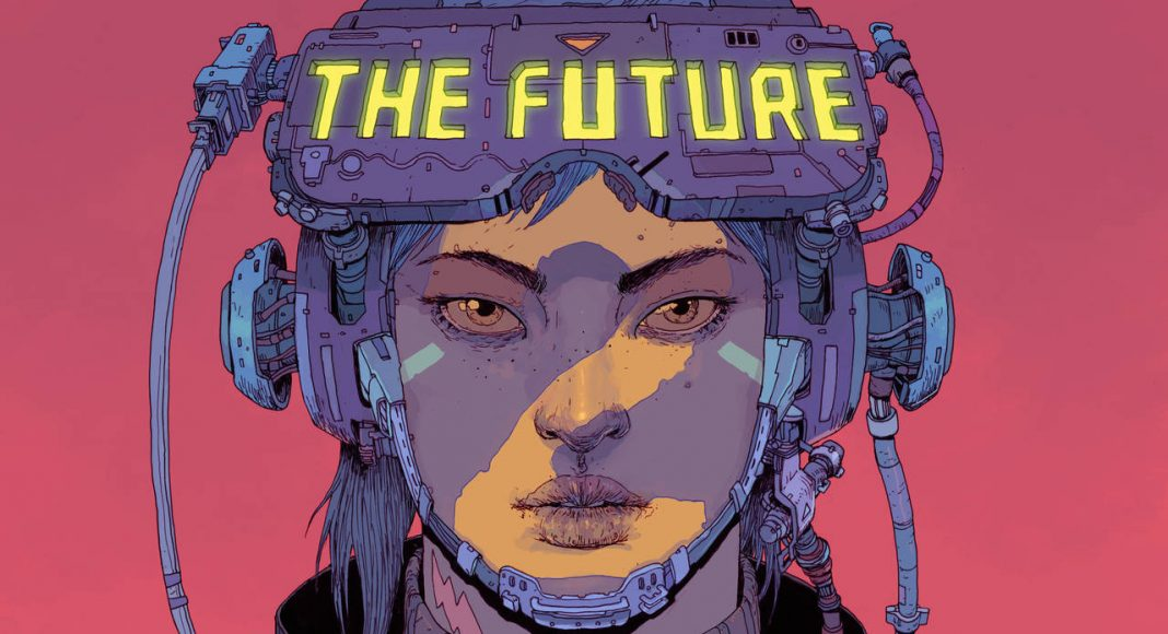 The Future is Now Josan Gonzalez : Photo courtesy of © ArtFutura 2016