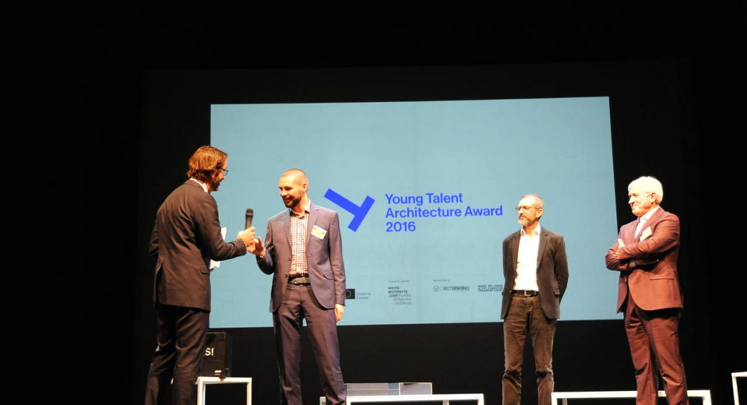 YTAA Award Winners Tomasz Broma : Photo © Giovanna Zen