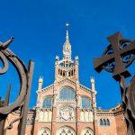 Sant Pau. Patrimonio modernista. Barcelona : Photo © Direcció d'Imatge i Serveis Editorials - Barcelona Llibres