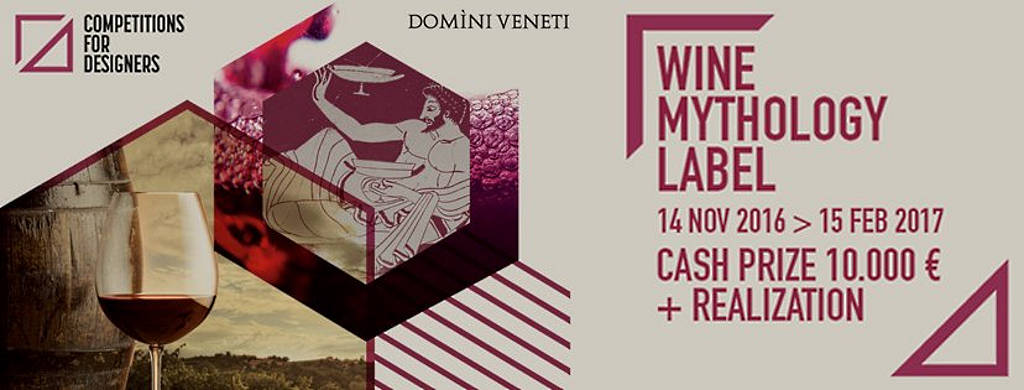 Concurso de Diseño Wine Mythology Label : Photo © CODE