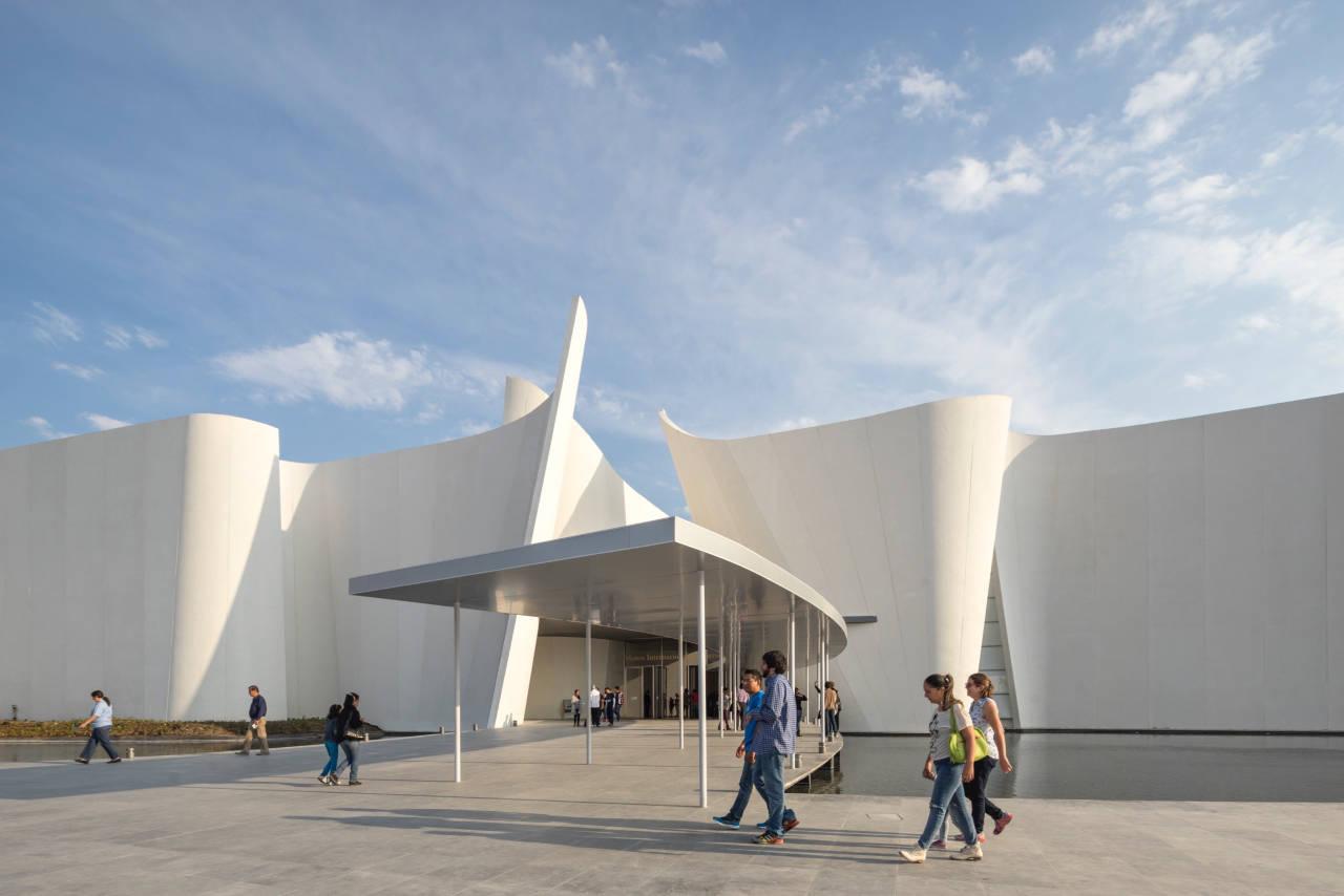 Museo Internacional del Barroco en Puebla : Fotografía © Danstek