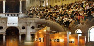 Evento del Premio Internacional Dedalo Minosse : Fotografía © ALA – Assoarchitetti