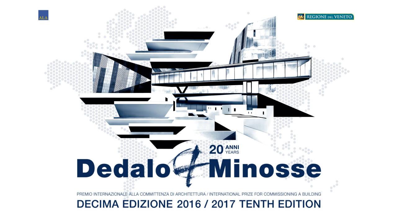 Premio Internacional Dedalo Minosse : Cartel © ALA – Assoarchitetti