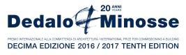 Logo © Premio Internacional Dedalo Minosse