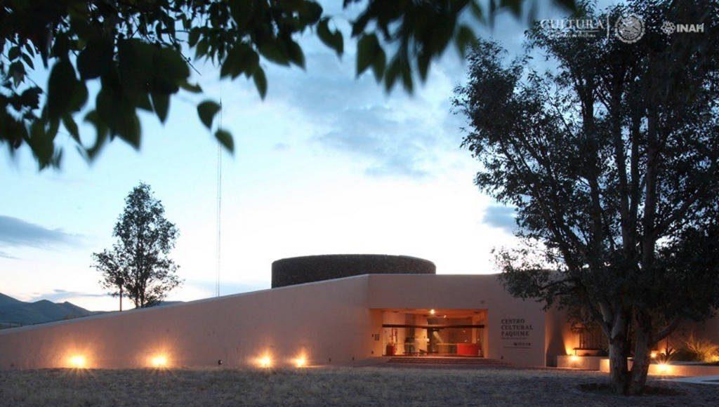 Museo de las Culturas del Norte : Foto © INAH
