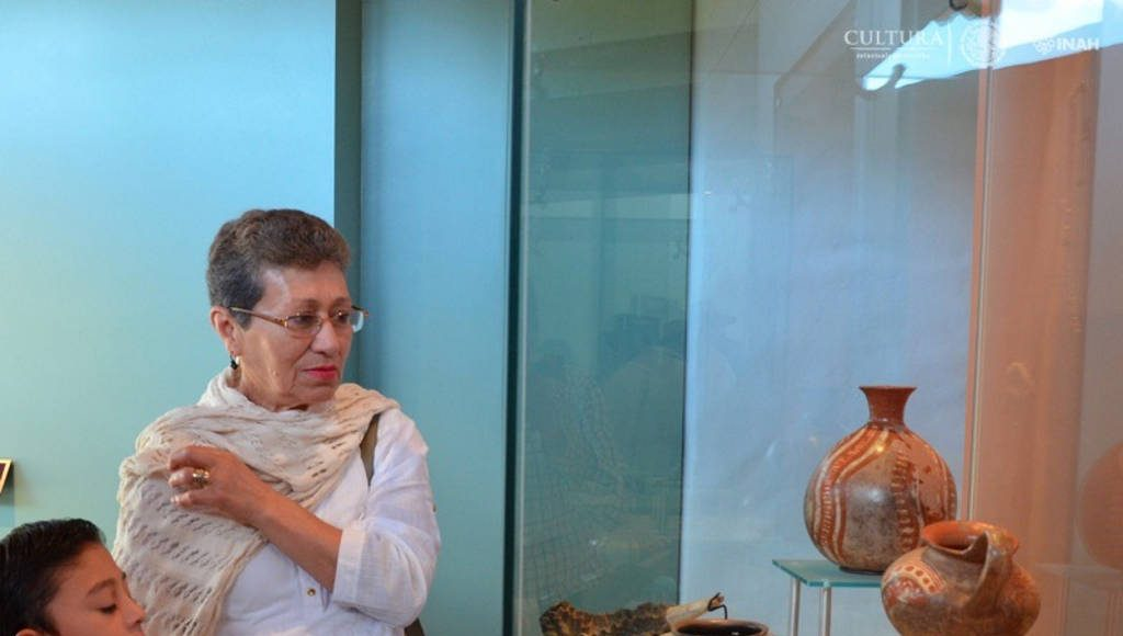 Foto3. México cuenta con una larga tradición de museos de sitio : Foto © Melitón Tapia INAH