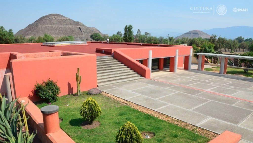 Museo de los Murales Teotihuacanos : Foto © INAH