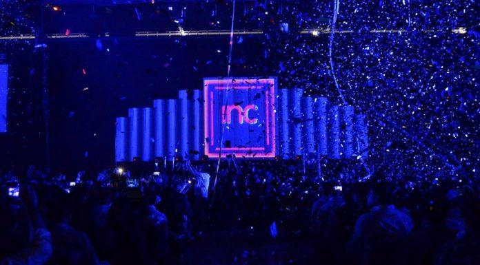 Inauguración del INCmty, el Festival de Emprendimiento más grande de LatAm : Fotografía © Tec de Monterrey