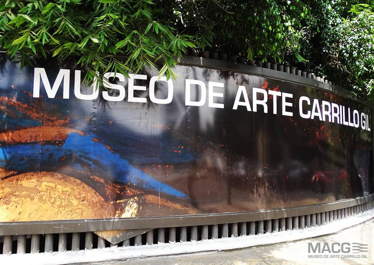 Con cuatro Magnas Exposiciones cierra el año el Museo de Arte Carrillo Gil : Fotografía © CONACULTA