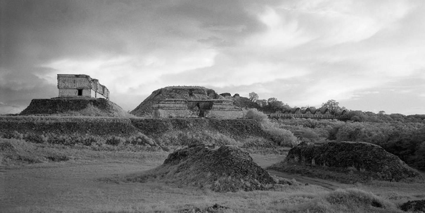 Armando Salas Portugal Los Antiguos Reinos de México : Fotografía cortesía de la © Secretaría de Cultura de México