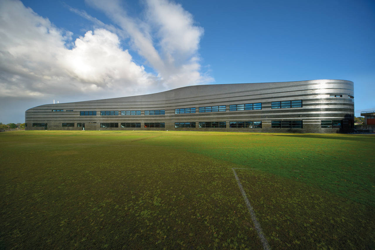 The Infinity Centre External View by McBride Charles Ryan : Photo credit © John Gollings