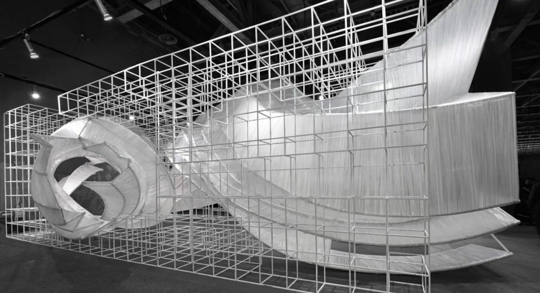 Transparent Shell : Photo credit © PONE Architecture