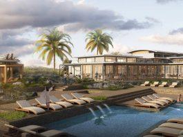 Andaz Mayakoba Resort Piscina Principal : Render © Mayakoba