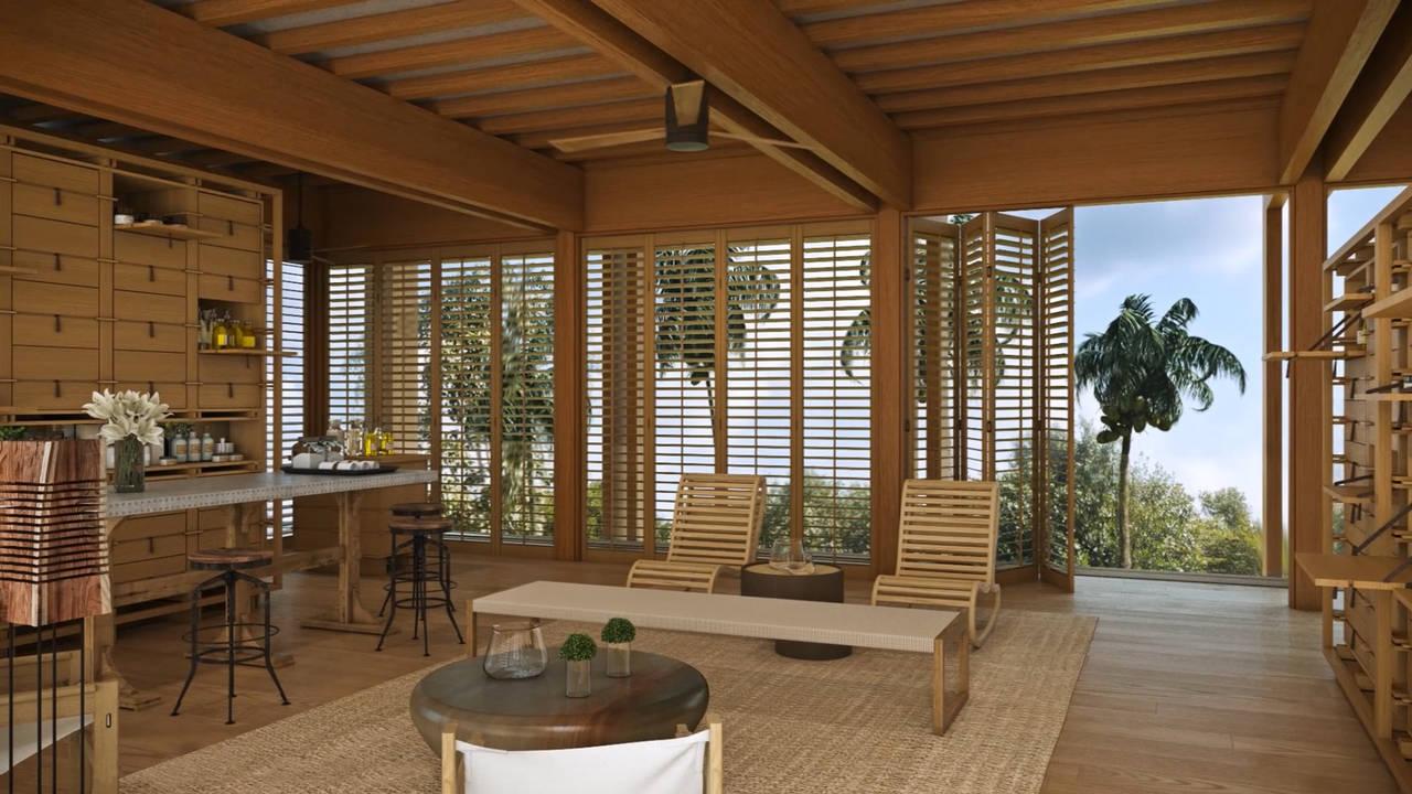 Andaz Mayakoba Resort Spa : Render © Mayakoba