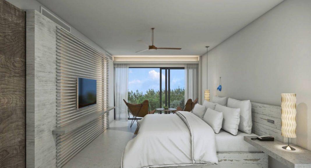 Andaz Mayakoba Resort Recámara Suite : Render © Mayakoba