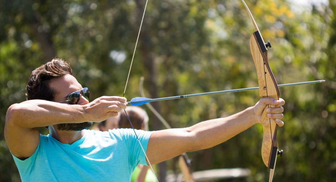 Archery Camp at Mayakoba : Photo © Mayakoba Resort