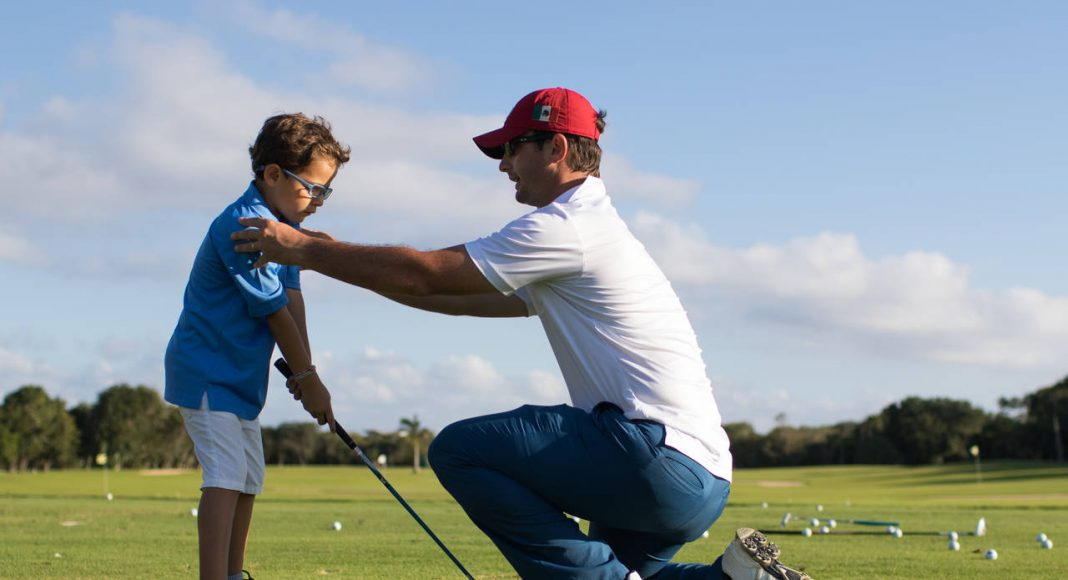 Jim McLean Golf School Camp at Mayakoba : Photo © Mayakoba Resort