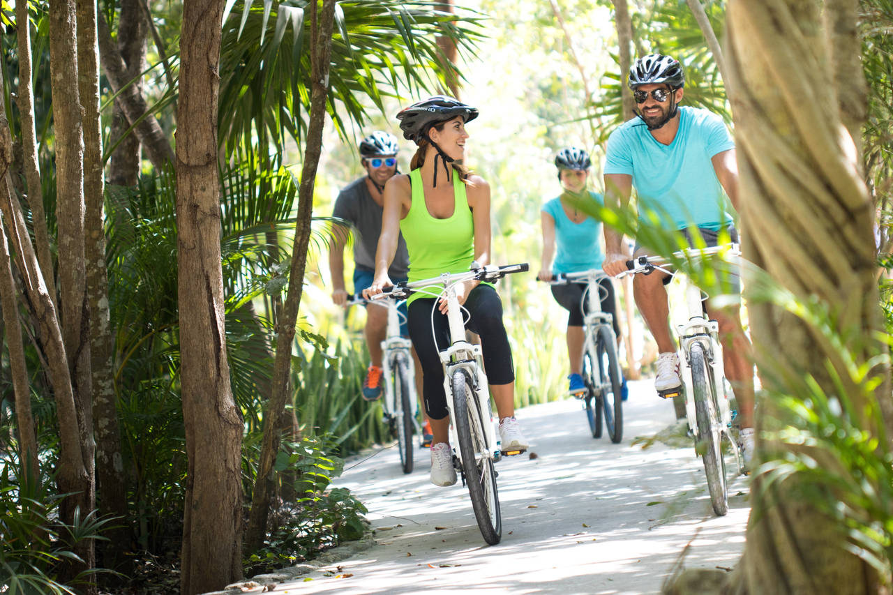 Nature Trail Camp at Mayakoba : Photo © Mayakoba Resort