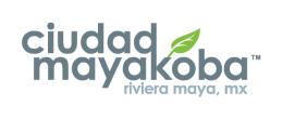 Logo © Ciudad Mayakoba