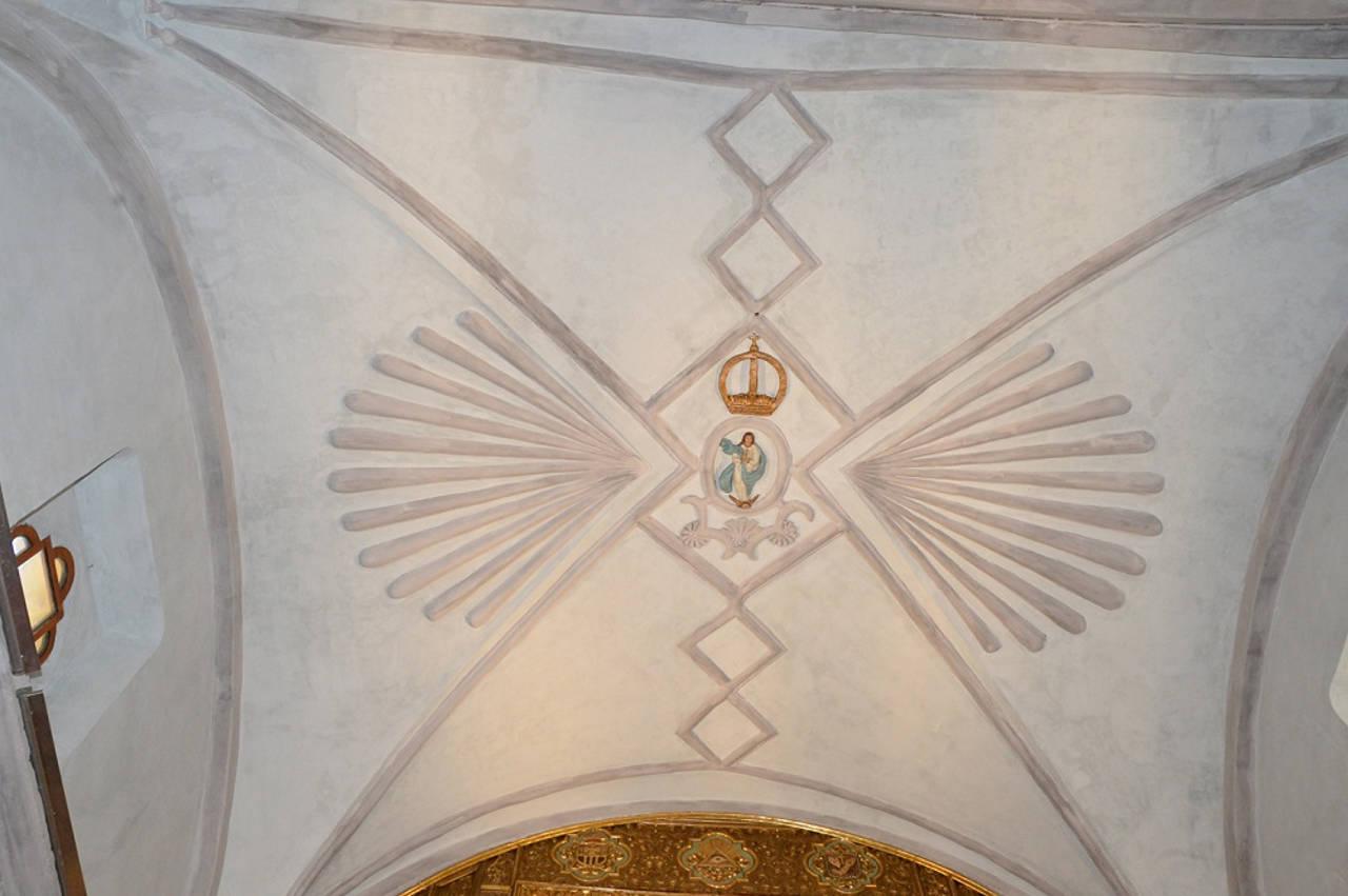 Luego de un arduo trabajo de conservación, restauración y rehabilitación del Templo de la Inmaculada Concepción 'La Conchita' : Foto © FSM, CONACULTA