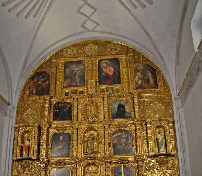 La Secretaría de Cultura, a través de la Dirección General de Sitios y Monumentos del Patrimonio Cultural, entregó este jueves 8 de diciembre a la Franciscana Asociación Religiosa : Foto © FSM, CONACULTA
