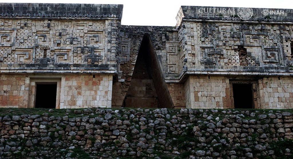 El comité de Patrimonio Mundial consideró la riqueza de la icnonografía en su edificio : Foto © Mauricio Marat, INAH