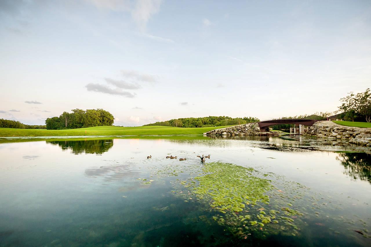 Andaz Mayakoba Resort Canals : Photo © Andaz Mayakoba Resort - © Grupo Hyatt