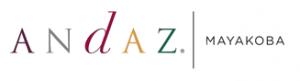 Logo © Andaz Mayakoba Resort