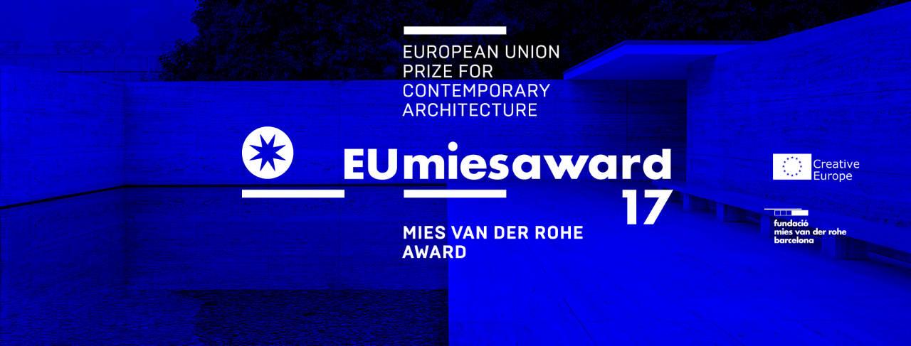 40 Obras Rumbo al Premio de Arquitectura EU MIES AWARD 2017 : Photo © Fundació Mies van der Rohe
