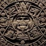 Piedra del Sol exhibida en el Museo Nacional de Antropología : Foto © Mauricio Marat, INAH