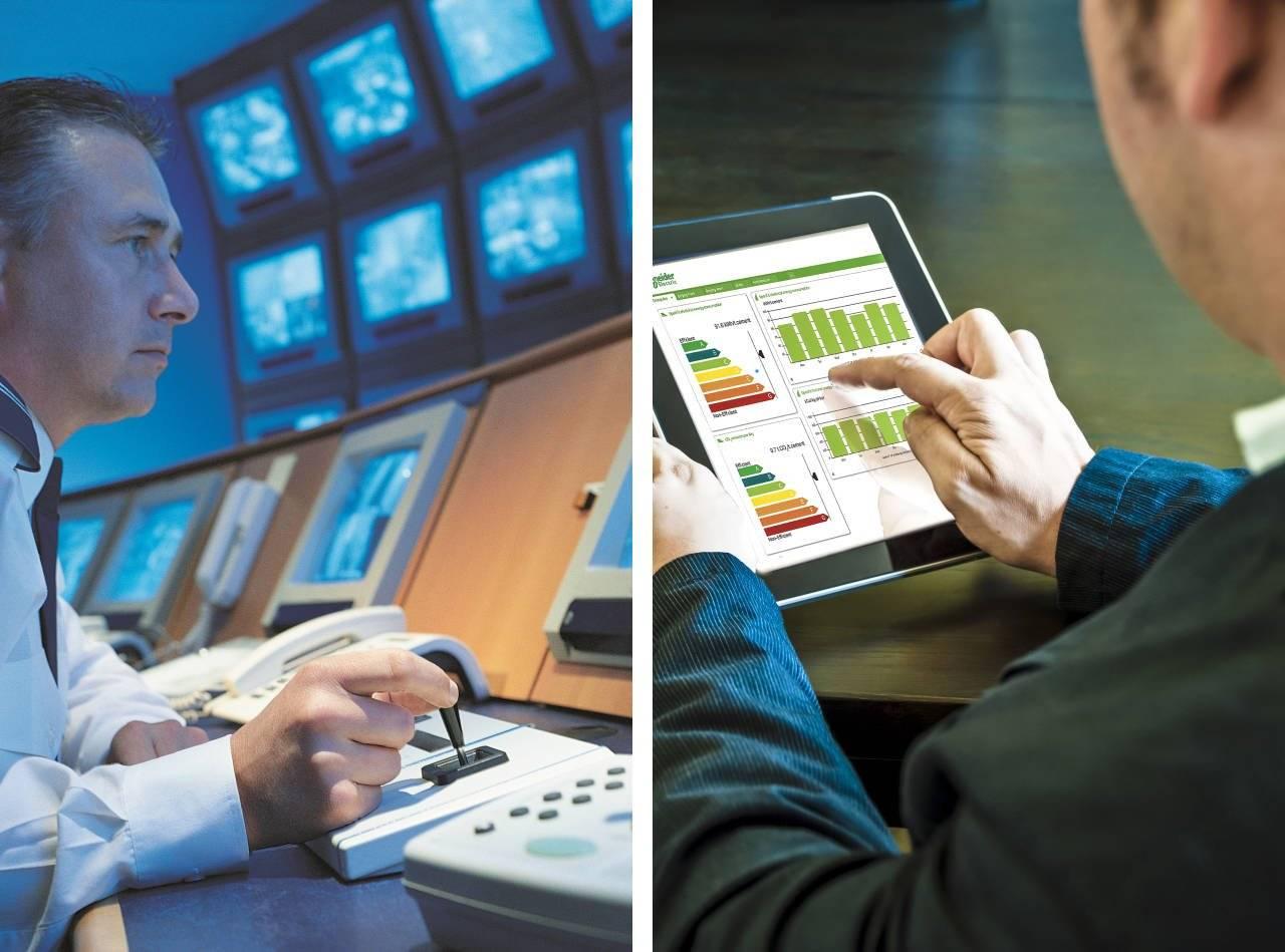 Automatización y control de edificios: la humanización de los inmuebles : Fotografía © Schneider Electric México