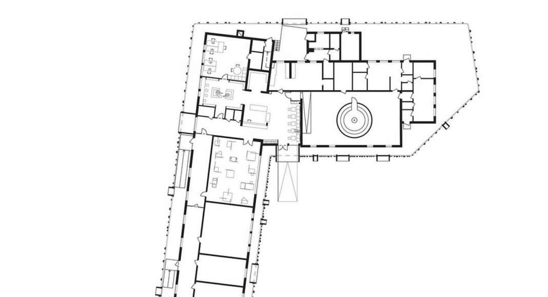 Plan : Photo credit © Bornstein Lyckefors arkitekter