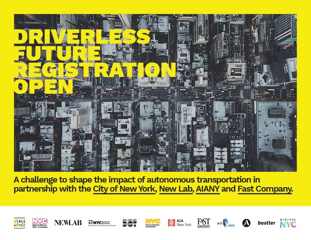 Blank Space Driverless Future Challenge : Photo © Blank Space