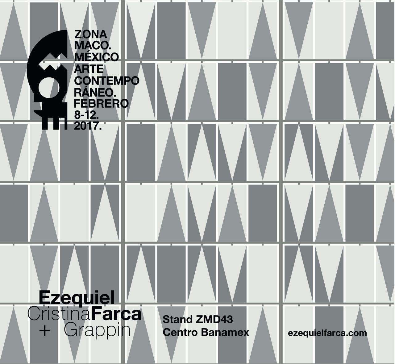Propuesta de Ezequiel Farca® + Cristina Grappin® en Zona MACO Diseño 2017 : Fotografía © Ezequiel Farca® + Cristina Grappin®