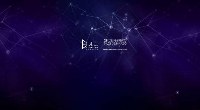 ELA Expo Lighting America 2017 : Fotografía © Reed Exhibitions México