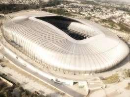Estadio BBVA Bancomer de Monterrey : Fotografía cortesía de © Schneider Electric México
