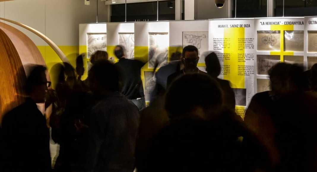 Expo La Herencia de Coderch : Fotografía © Adrián Pedrazas