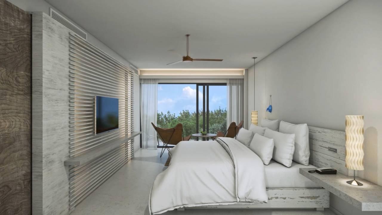 Andaz Mayakoba Resort Junior Suite Room : Fotografía © Andaz Mayakoba Resort by Grupo Hyatt