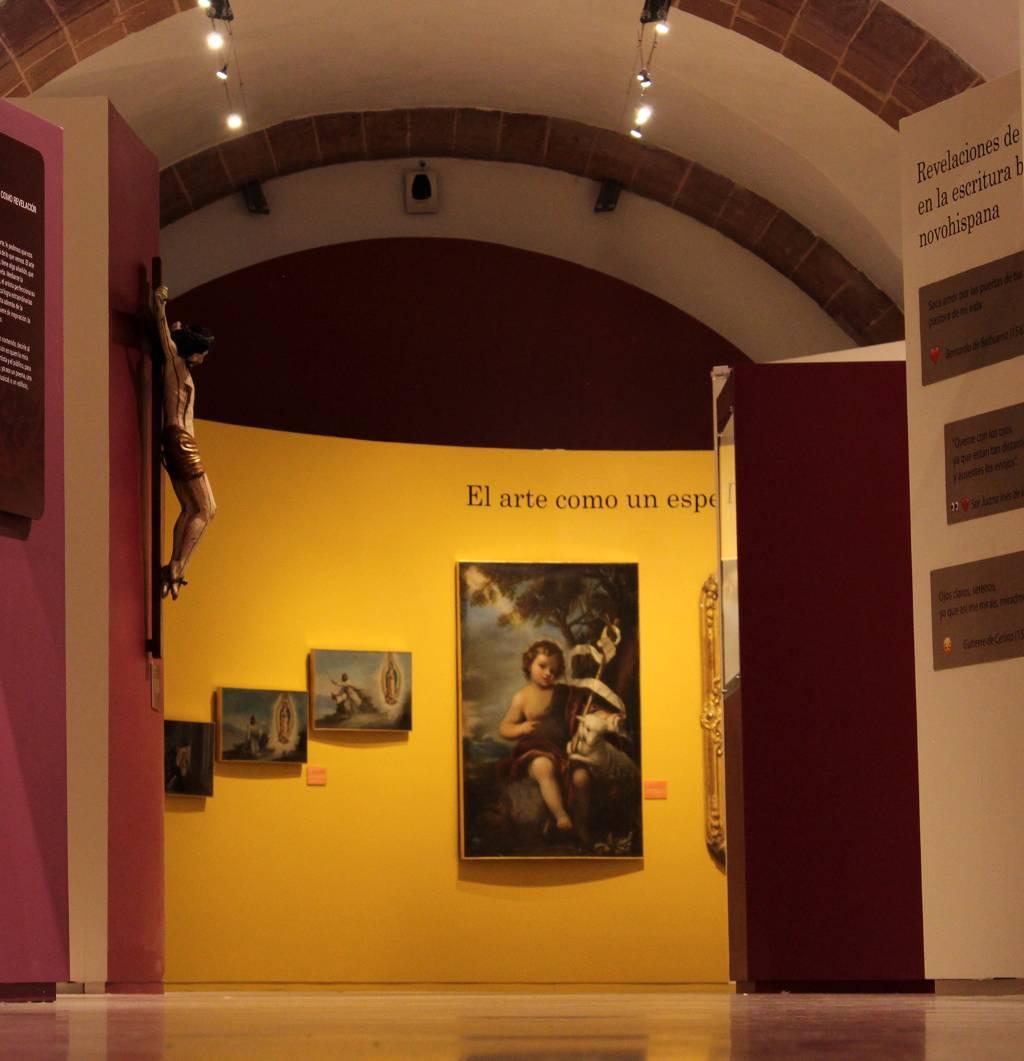 Se trata de la primera gran exposición del programa de festejos por el centenario del recinto museístico : Foto © Museo de Guadalupe, INAH