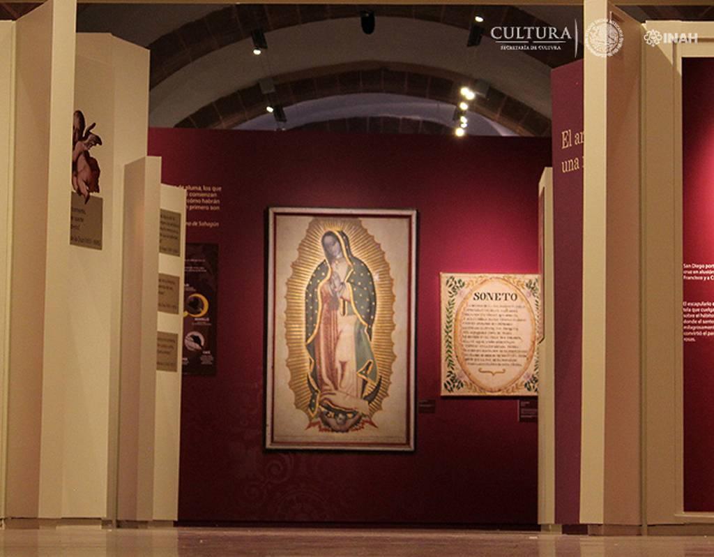 El Museo de Guadalupe, recinto que, ubicado en el municipio zacatecano de Guadalupe, celebra este 2017 sus primeros 100 años de actividad cultural ininterrumpida : Foto © Museo de Guadalupe, INAH