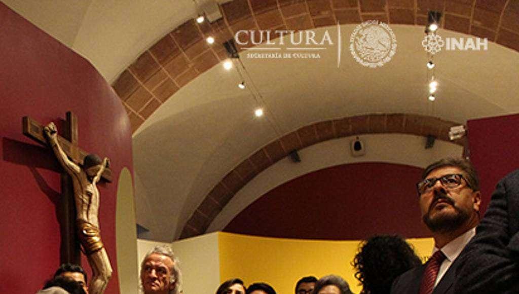 La exposición permanecerá en la Sala de Exposiciones Temporales hasta el 12 de mayo próximo : Foto © Museo de Guadalupe, INAH